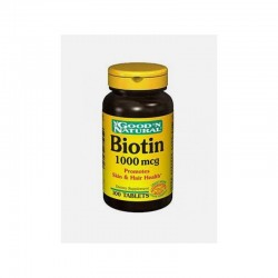 Biotin 1000mcg Good Care 100 Comp.