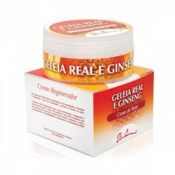 Creme Geleia Real e Ginseng 50ml ELisa Câmara
