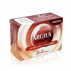 Sabonete Argila 90g Elisa Câmara