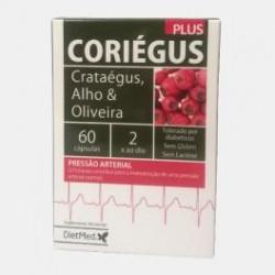 Coriégus Plus 60 caps.