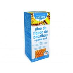 Óleo de Figado de Bacalhau + Geleia Real 500ml