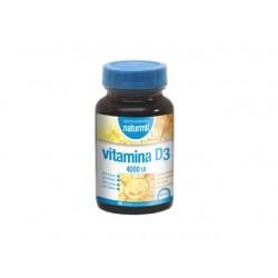 Vitamina D3 4000 UI 60 cáps.