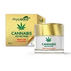 Cannabis Gold Face Cream 50 ml