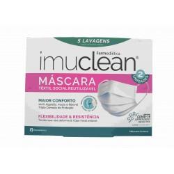 Imuclean Mascara Social 2 mascras por caixa