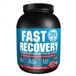 Fast Recovery  Gold Nutrition 1kg Wild Berries