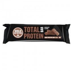 Total Protein Bar Chocolate 46g Gold Nutrition