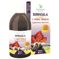 Beringela + Limão + Videira vermelha 500ml