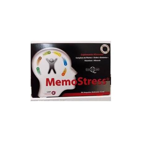 MemoStress 30 ampolas