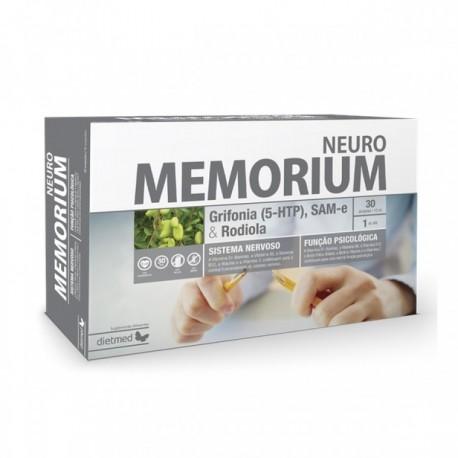 Memorium Neuro 30 Ampolas