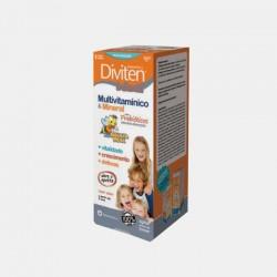 Diviten Infantil Geleia Real 300ml