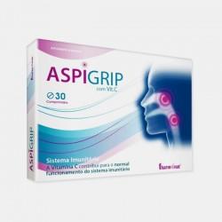 Aspigrip Vit. C 30 comprimidos